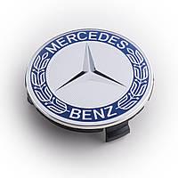 Колпачки для литых дисков Mercedes 75мм