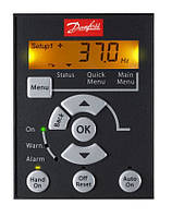 LCP-11 Панель управления преобразователя частоты VLT Micro Drive FC-51 Danfoss
