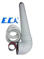 Труба дымоходная для котлов E.C.A. 1000 мм
