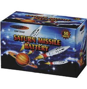 Мини салют Катюша SATURN MISSILE BATTERY 50 выстрелов GWT 2542