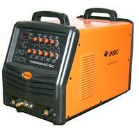 Аргонодуговая сварка алюминия JASIC TIG 200 P AC/DC (E101)
