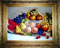 Картина Натюрморт на кухню 400х600мм №603 в багетній рамці