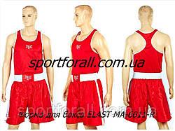 Форма для бокса ELAST МА-6011-R