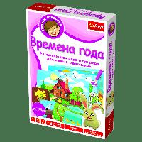 Настольная игра Времена года Trefl (TFL-01104)