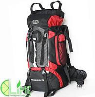 Рюкзак туристический Color Life 65 л, фото 1