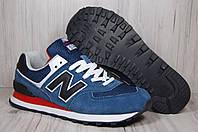 Яркие мужские кроссовки New Balance 574 , фото 1