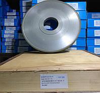 Круг алмазный прямой профиль (1А1) 300х40х5х76 100% АС4 Связка В2-01
