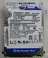 Жесткий диск WD5000BPVT-08HXZ 500gb 5400rpm