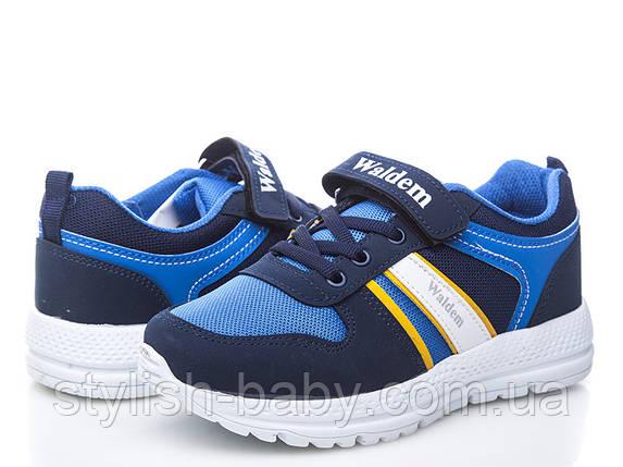 Детская спортивная обувь оптом. Детские кроссовки бренда Waldem для мальчиков (рр. с 31 по 35), фото 2