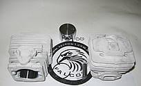Цилиндр с поршнем Alpina P400,450,500,510 / Castor 52, покрытие никасил, серия PROFI, (d=45 мм)