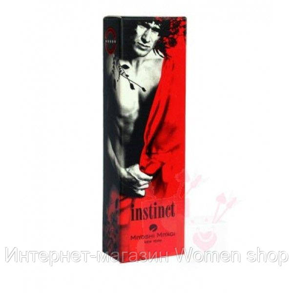 РАСПРОДАЖА! Туалетная вода мужская Instinct 8 - концентрат, 8 мл. - Интернет-магазин Women shop в Киеве