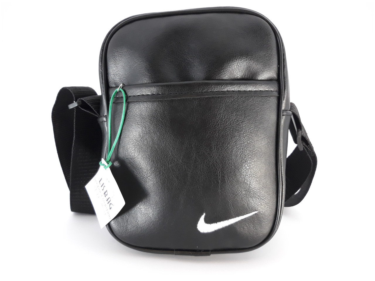 5b5f9eb3d338 Мужская сумка планшетка/мессенджер через плечо копия Nike , черная ...