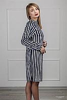 Платье велюр с открытой спиной