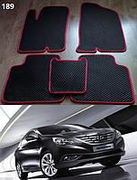 Коврики на Hyundai Sonata '10-15. Автоковрики EVA
