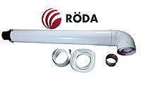 Труба дымоходная для котлов Roda 1000 мм
