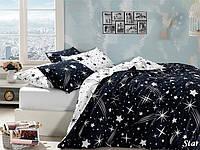 Комплект постельного белья First Choice Ranforce Евро Star