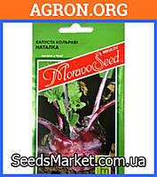 Наталка семена капусти кольраби Moravoseed 1 000 г