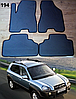 Коврики на Hyundai Tucson '04-10. Автоковрики EVA