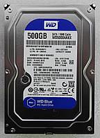 Жесткий диск WD5000AAKX 500GB 7.2K 3GBPS SATA 3,5 ''