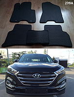 Коврики на Hyundai Tucson '15-н.в. Автоковрики EVA