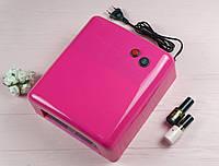 УФ лампа для ногтей 36Вт с таймером 120 сек