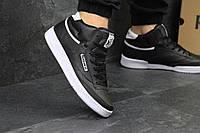 Мужские кроссовки  Reebok черные в фирменных коробках