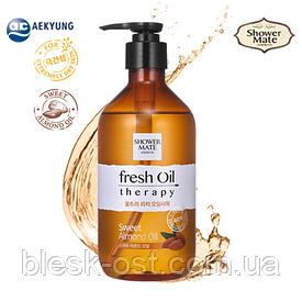 Гель для душа Shower Mate Fresh Oil Ultra Wash