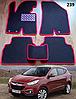 Коврики на Hyundai Tucson (ix-35) '10-15. Автоковрики EVA