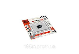 Micro SDHC карта памяти HI-RALI  8GB class 10 (без адаптеров)