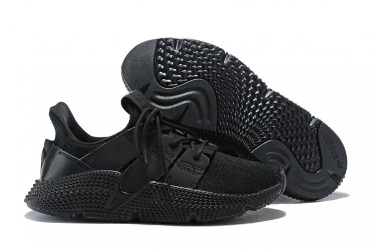 Мужские кроссовки Adidas PROPHERE ALL BLACK Черные