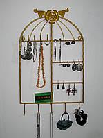 Стойка для украшений и бижутерии настенная , фото 1