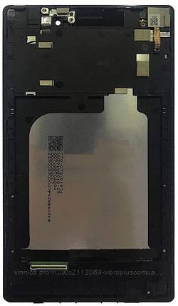 "Дисплей (экран) 7.0"" Lenovo Tab 2 A7-10, A7-10F, A7-20F with touch screen and frame, black (черный), фото 2"