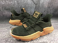 Мужские кроссовки Adidas PROPHERE REVIEW GREEN/GOLD
