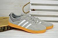 Молодёжные мужские кроссовки Адидас Джинс