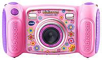 VTech Детская цифровая камера с видео записью розовый Kidizoom Camera Pix, Pink