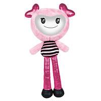 "Brightlings Интерактивная кукла со светом и звуком 35 см Interactive Singing Talking 15"" Plush Pink"