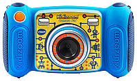 VTech Детская цифровая камера с видео записью синий Kidizoom Camera Pix, Blue, фото 1