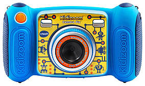 VTech Детская цифровая камера с видео записью синий Kidizoom Camera Pix, Blue