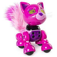 Zoomer Интерактивный котенок Meowzies Runway Interactive Kitten with Lights Sounds and Sensors, фото 1