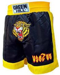 Шорты тайский бокс р.M GREEN HILL