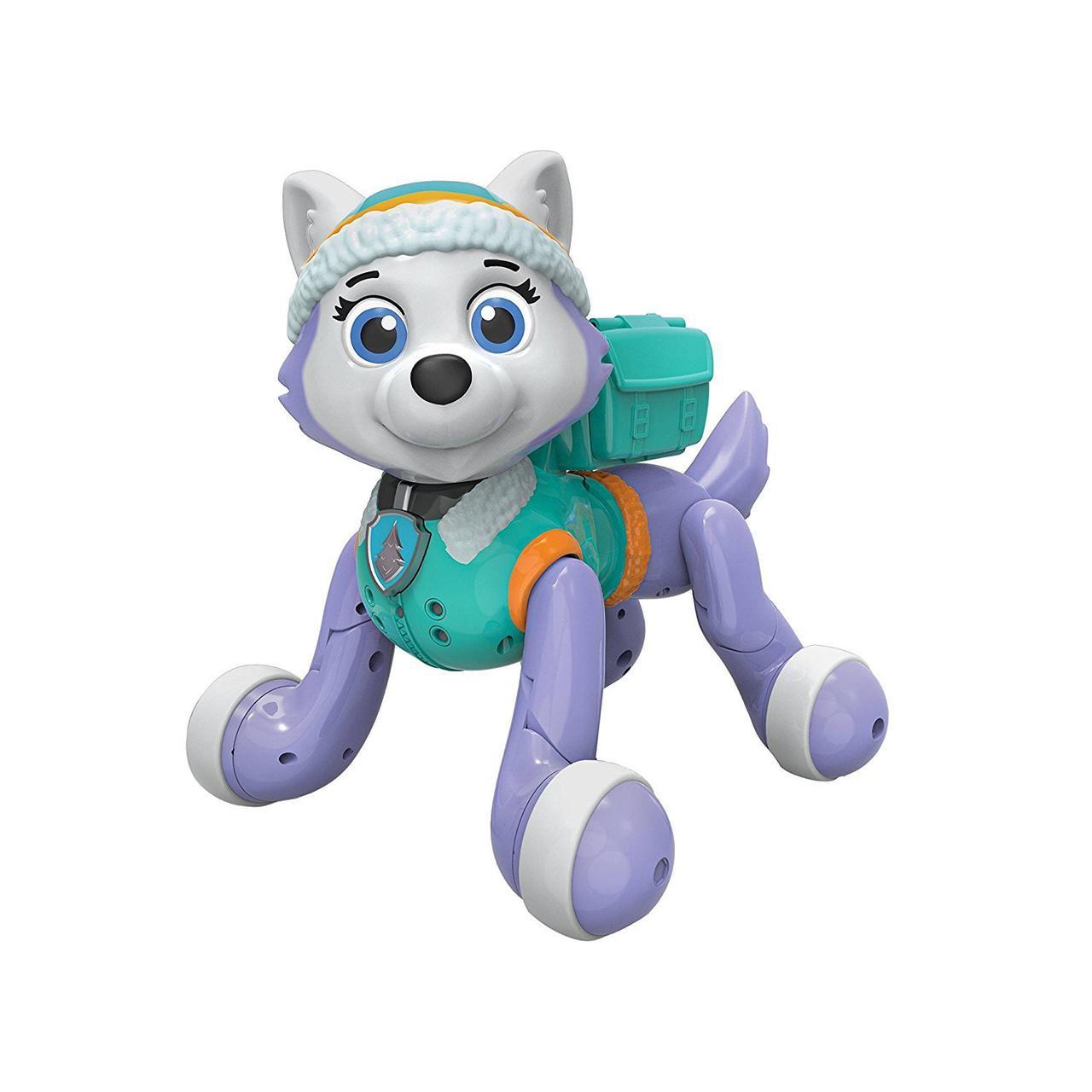 Zoomer Интерактивный робот-собака Щенок Эверест Щенячий патруль Paw Patrol Everest
