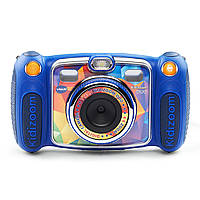 VTech Детский фотоаппарат с видео записью Kidizoom DUO Camera Blue, фото 1
