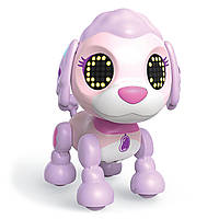 Zoomer Інтерактивне щеня пудель джеллибин Zupps Tiny Pups Poodle Jellybean