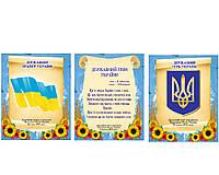 Державні символи 40х50 см