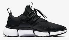 Мужские кроссовки NIKE Air PRESTO POCKET KNIFE BLACK черные