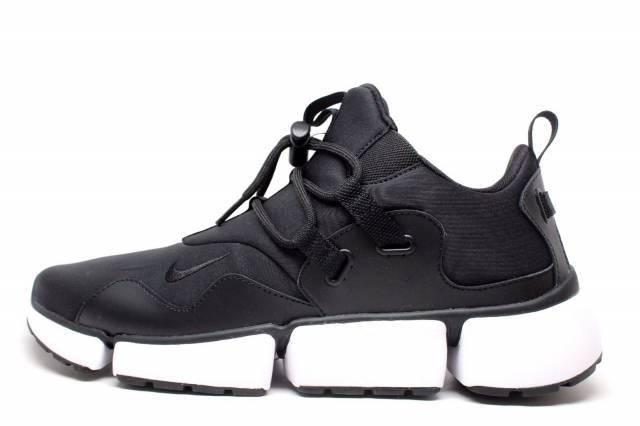 Мужские кроссовки NIKE Air PRESTO POCKET KNIFE BLACK черные, фото 2