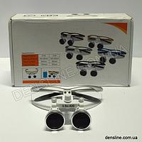 Бинокуляры с подсветкой 3.5x - 420