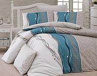 Комплект постельного белья First Choice Ranforce семейный Neron vizon