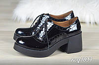 Туфли женские кожаные 36,37,38 размеры, из натуральной кожи, натуральная кожа