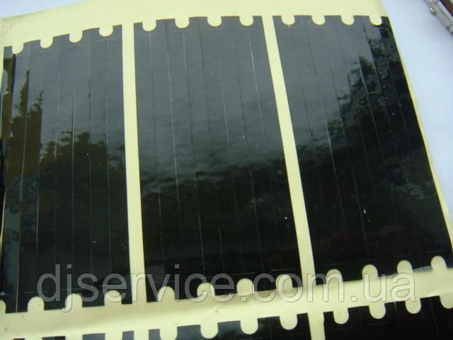 Пылезащита виниловая пыльник 1шт для фейдеров 75мм